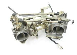 02-06 SUZUKI VSTROM 1000 THROTTLE BODY BODIES