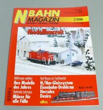 N Railway Magazine IN Set #7 Complete Vintage 2006
