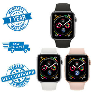 Apple Watch Series 4 - 40/44mm - GPS/Cellular - Space Grey / Silver / Gold