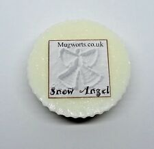 Snow Angel Wax Tart Melt, for use in oil burner, highly scented, Christmas, gift