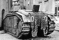WW2 - Char français B1 bis