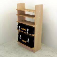 Power Tool Box Rack (650mm)  Available for most vans - see list