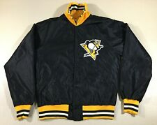 Vintage Pittsburgh Penguins Hockey-NHL Starter Jacket SizeL