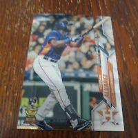 2020 Topps Chrome Update Yordan Alvarez Rookie RC U-53