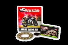 Cadenas, piñones y coronas Renthal para motos KTM