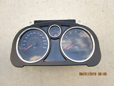 06 CHEVY COBALT LS 2.2L L4 MPI 2D COUPE SPEEDOMETER INSTRUMENT CLUSTER ODOMETER