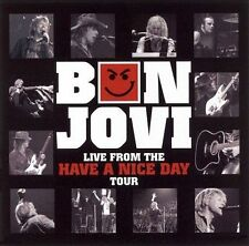 Live from the Have a Nice Day Tour by Bon Jovi cd 6 song ep