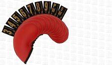 Club glove gloveskin 9pc iron cover set (3 au pw) - oversize-rouge