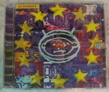 "ZOOROPA by U2 (CD, 1993 - USA - Island) BRAND NEW, ""FACTORY SEALED"""