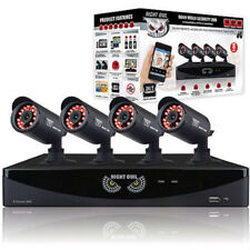 8-Channel Cameras F6 Series 960H Dvr with Hdmi, 1Tb Hdd and 4 x 650 Tvl