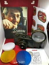 Lomography La Sardina - Coachchella 35mm Point & Shoot Film Camera