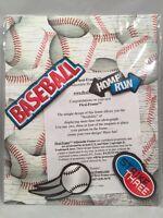 NEW Unopened Adjustable Photograph Frame ~ Baseball Theme ~ Flexi-Frame