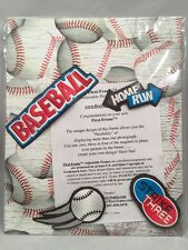 NEW Unopened Adjustable Photograph Frame ~ Baseball Theme ~ Flexi-Frame