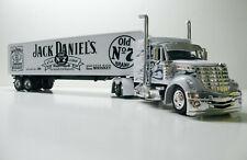 Lone Star Cab Semi Trailer 1/43 Trucks  Diecast Jack Daniel's Custom Graphics