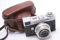 ✅ WELTA BELMIRA (BELCA) 35MM RANGE FINDER CAMERA W/ ZEISS TESSAR 50MM 2.8 LENS