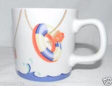 Tiffany Seashore by Tiffany & Co Child Mug / Cup Sailboat / Nautical Japan