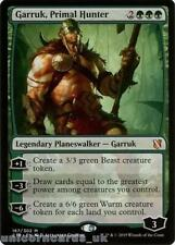 Garruk, Primal Hunter :: Commander 2019 :: C19-EN-167 Mythic Rare Mint MTG Card