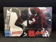 Daredevil Netflix Season 1 + 2 Blu Ray Steelbook [Germany] Sealed New Marvel MCU