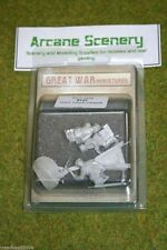 GREAT WAR MINIATURES British LEACH TRENCH CATAPULT B125 BEF 1914