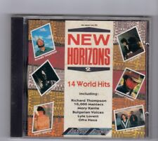 (HW178) New Horizons 2, 14 World Hits - 1989 CD