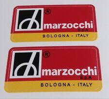 Stickers MARZOCCHI Pour Gitane Testi 125 Easy Rider, Ducati Bevel