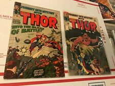 JOURNEY INTO MYSTERY THOR 117 121 AVENGERS 1 LOT