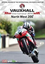 International North West 200 - Official Review 2014 (New DVD) Rutter Anstey