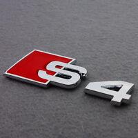 Chrome Legierung S3 S Linie Auto Schwanz Aufkleber Emblem Abzeichen Für AuXJ