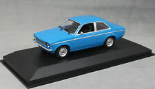 Minichamps Maxichamps Opel Kadett C in Blue 1974 940045601 1/43 NEW