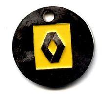 Renault Trolley Token Key Ring Coin Dog Collar Locker Supermarket Golf Marker