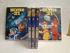 Lot 5 DVD Ulysse 31 Ulysses Intégrale Araki DIC TMS Deyries Chalopin POPY OST BO