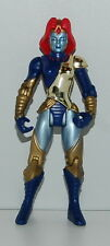 """1995 Topaz 4.5"""" Ultra Force Action Figure Malibu Galoob Ultraforce L.G.T.I."""