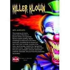 Killer Klown Airbrush Paint DVD Javier Soto Airbrush Action Kustom Series