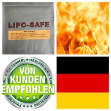 Feuerschutztasche | Tresor | Geldschutz | 34x25 cm| feuerfester Tresor | Safe