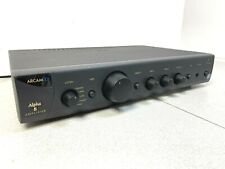 Arcam Alpha 8 Stereo Integrated Amplifier HiFi Separate with Phono Stage
