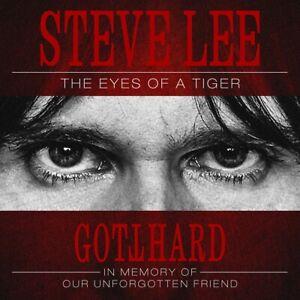 Gotthard - Steve Lee - The Eyes Of A Tiger, 1 Audio-CD