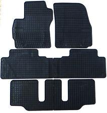 passend für Mazda 5 / Mazda Premacy Gummifußmatten Fußmatten  6teilig  2005-2015