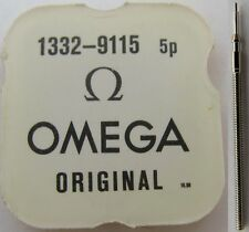 Omega 1332 ... Watch movement part 9115 stem ...
