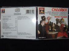 CD CHABRIER / JOYEUSE MARCHE ESPANA ETC..... / PLASSON /