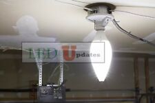 LEDupdates LED Shop light Bulb 36w 3200Lumen E26 A19 Garage Socket Screw-in Corn