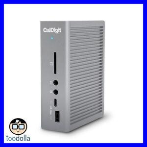 CALDIGIT TS3 Plus Thunderbolt 3 Docking Station with 15 ports, Apple Mac and PC