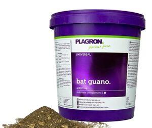 Plagron Bat Guano 1L / 655g Organic Fertilizer 1 Litre