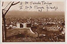 TORINO - COLONIA 3 GENNAIO E PANORAMA 1941