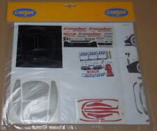 Carson 1/24th OPEL Irmscher Decalcomania Set NUOVO 69172