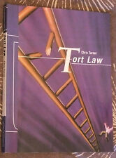TORT LAW by CHRIS TURNER (paperback book, 2003)