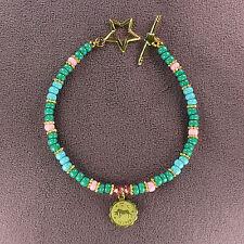 TAURUS ZODIAC CHARM BRACELET Amulet Astrology Stars Sun Signs Symbol Horoscope