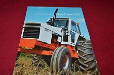 Case 1570 Tractor Dealer's Brochure YABE14