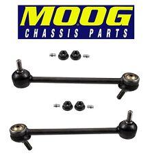 Suzuki Reno Chevrolet Optra Pair Set of 2 Rear Stabilizer Bar Links Moog K750089