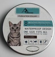 Cat Flea and Tick Collar, Pet Shinewings, 8 Month Protection! BRAND NEW!