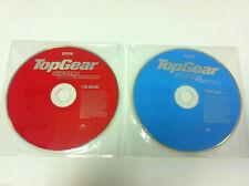 BBC Top Gear Sub Zero Driving Anthems 2008 2 Disc Music CD Album - DISCS ONLY